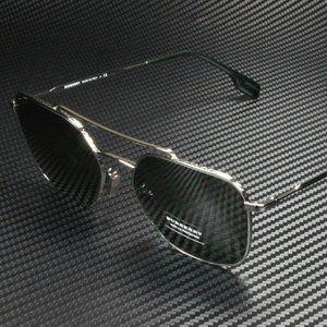 Burberry Gunnin' Green 56mm Sunglasses